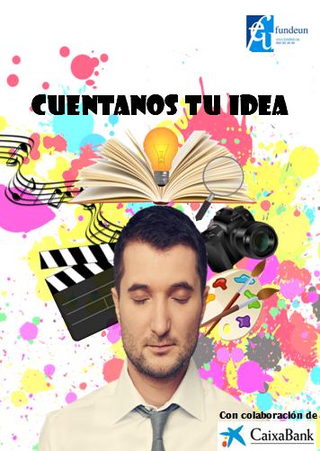 CUENTANOS TU IDEA 1