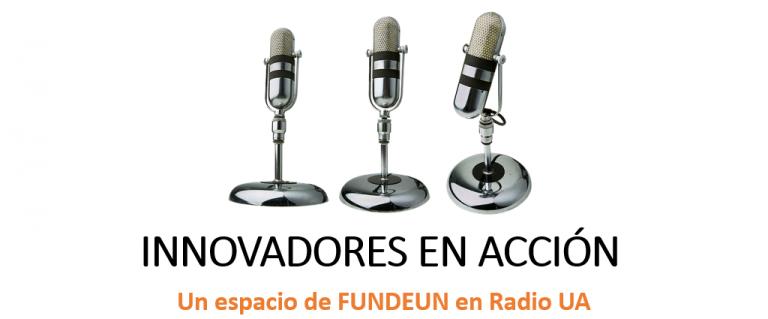 IMAGEN DEL PROGRAMA DE RADIO DE FUNDEUN EN RADIO UA prueba 2
