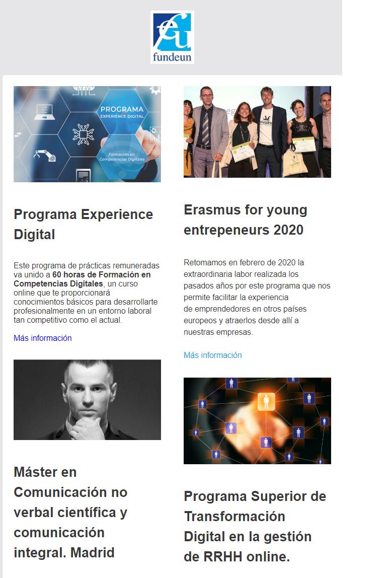 imagen newsletter de febrero 2020