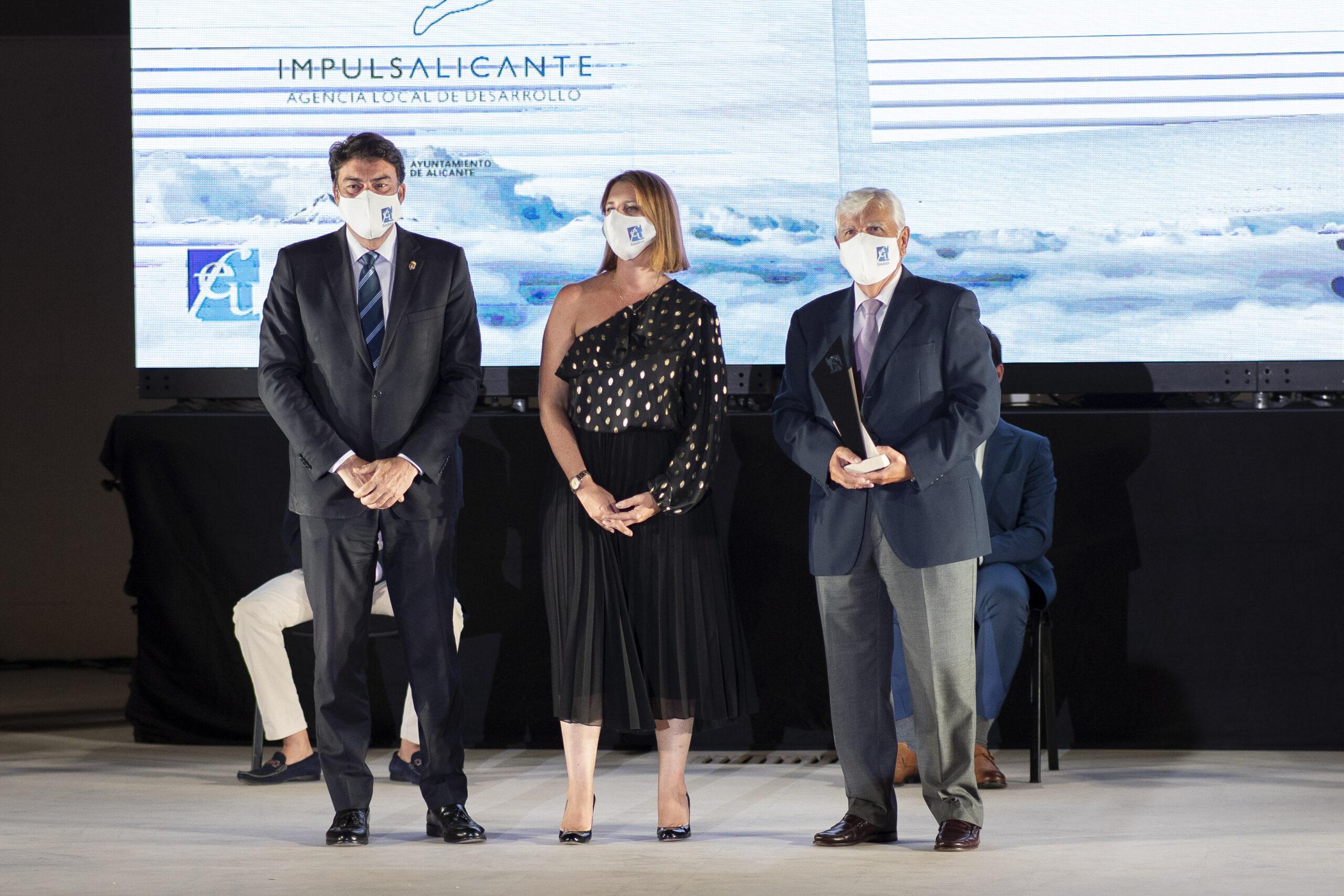 Premio Impulsa Alicante a Esatur por su labor en Responsabilidad Social Corporativa